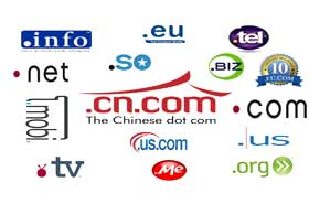 Register your Domain names